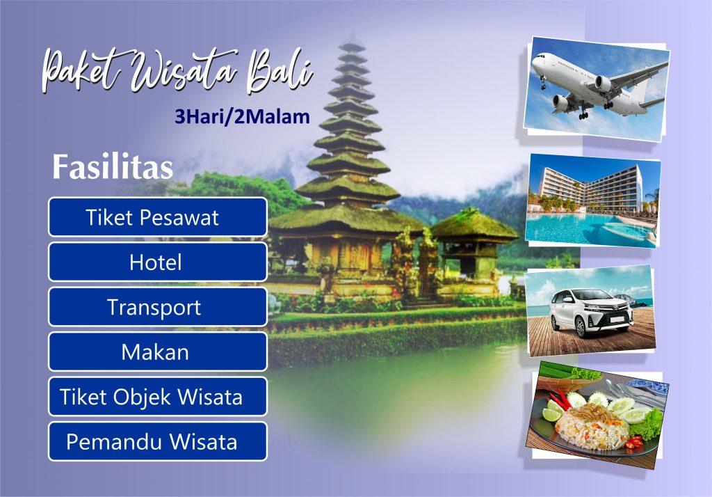 paket wisata bali lengkap