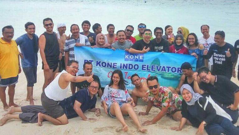 group PT. Kone Elevator