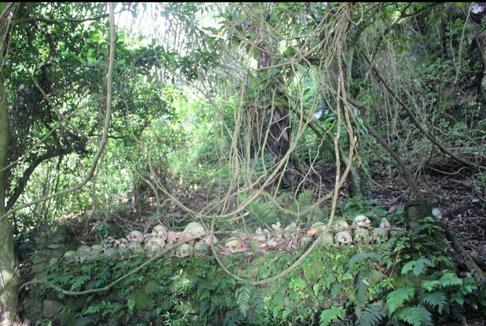pemakaman desa trunyan