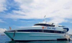 Island Explorer Cruise Bali, Voucher wisata kapal pesiar